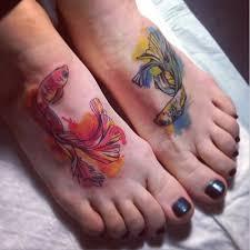 best 25 watercolor fish tattoo ideas on pinterest fish tattoos