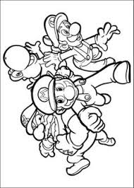 jimbo u0027s coloring pages free super mario coloring coloriage
