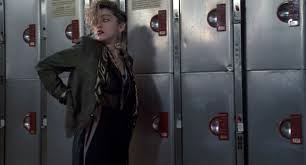 Seeking Jacket Madonna In Desperately Seeking Susan Clothes On
