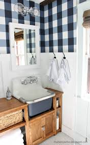 Navy Buffalo Check Curtains Buffalo Check The Best Diys On The Web On The Hottest Trend