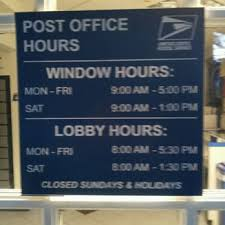 post office hours lizardmedia co