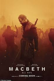 Blind Ambition In Macbeth Michael Fassbender In New Posters For Macbeth With Marion