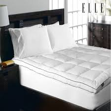 Home Design Mattress Pad Amazon Com Elle 1000 Thread Count Cotton Rich Pinstripe Mattress