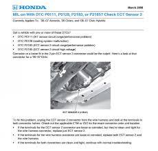 2006 honda odyssey check engine light codes honda crv check engine light codes car insurance info