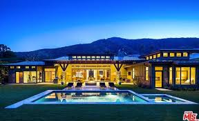 contemporary ranch homes 9 45 million newly built contemporary ranch style home in malibu