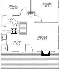 one bedroom cabin floor plans 1 bedroom cabin floor plans house scheme