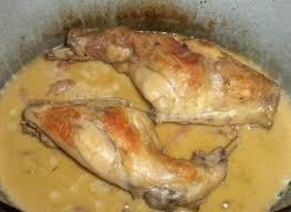 cuisiner des cuisses de lapin cuisses de lapin les recettes de lulu