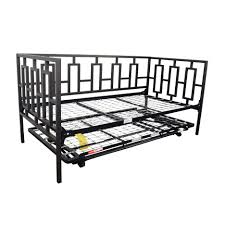 bed frames trundle beds for sale daybed with trundle included