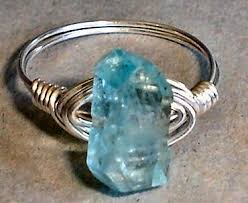 make jewelry rings images 22 patterns for wire wrapped rings with diy tutorials guide patterns jpg