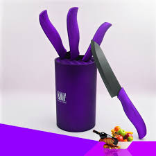 online get cheap purple knife block aliexpress com alibaba group