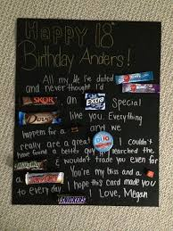 18th birthday card for boyfriend the 25 best birthday cards for