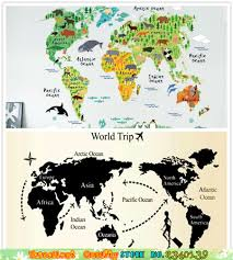 North America Wall Map by Compare Prices On Wall Map Online Shopping Buy Low Price