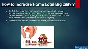 home loan eligibility calculator in india video dailymotion