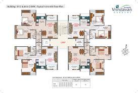floor plan of commercial building apartments 2 floor building plan dsk real estate developers