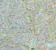 Algonquin Map Trip Log 015 Potter Lake Easter Weekend Smedleyco Com