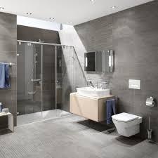 badezimmer schiefer ideen kühles badezimmer modern beige grau moderne deko