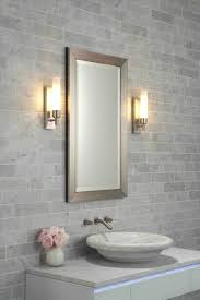 Bathroom Mirror Light Fittings Bathrooms Design Top Bathroom Mirror Cabinet With Lights And