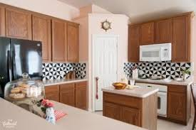 cheap backsplash ideas for the kitchen 7 diy kitchen backsplash ideas that are easy and inexpensive