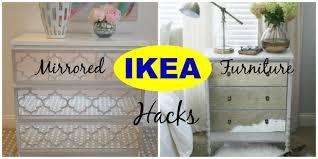 diy ikea hacks mirrored furniture ideas u0026 inspiration youtube