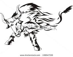 tribal bull stock images royalty free images u0026 vectors shutterstock