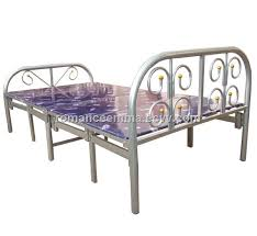 Single Folding Bed Metal Folding Bed Single Folding Bed For Qatar And Dubai Market