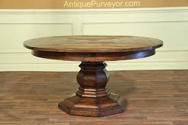 round rustic dining table table astonishing round rustic dining table large size of pedestal