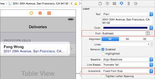 swift programming 101 mastering dynamic type in ios 8