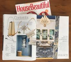 Housebeautiful Magazine by La Foofaraw Plano Magazine