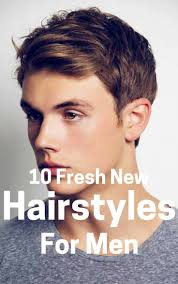 New Hairstyle Mens by 323 Best Haircuts Images On Pinterest Hairstyles Men U0027s Haircuts