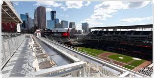 skyline black friday target target field events budweiser roof deck minnesota twins
