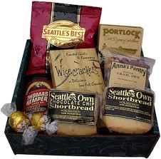seattle gift baskets northwest hospitality gift box seattle gift basket company
