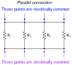 what are u201cseries u201d and u201cparallel u201d circuits series and parallel