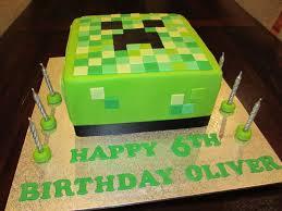 minecraft birthday cake ideas birthday cakes images contemporary minecraft birthday cakes for
