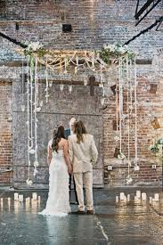 Wedding Backdrop Pinterest Wedding Backdrop Ribbon Flowers Candles Ceremony Arches