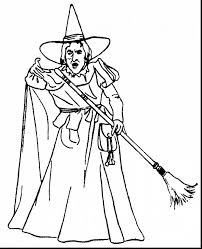 Impressive Wizard Of Oz Witch Coloring Pages With Witch Coloring Wizard Of Oz Coloring Pages