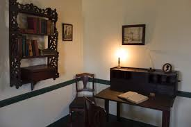 inside the poe cottage the revered author u0027s final home in the