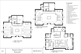 100 basement floor plans with stairs in middle 100 fire
