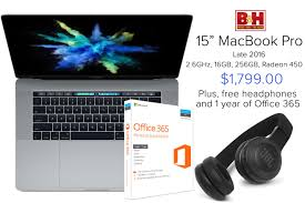 early black friday deal apple s 15 macbook pro for 1 799 600
