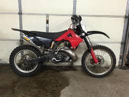 used motocross bikes used dirt bikes interlakes sport center llc madison sd 800 727 0672