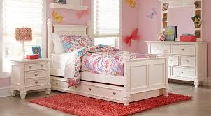 White Twin Bedroom Set | belmar white 5 pc twin poster bedroom teen bedroom sets white