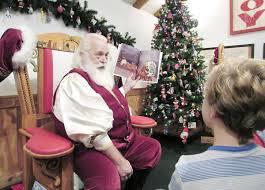 Santa Claus Indiana Christmas Ornaments by Indiana Town Named For Santa Claus Embraces Christmas Season