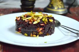 love to cook red velvet halwa beetroot halwa beetroot dessert
