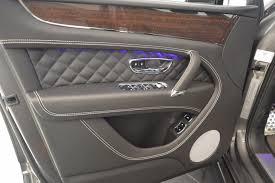 bentley wraith doors 2018 bentley bentayga black edition stock b1290 for sale near