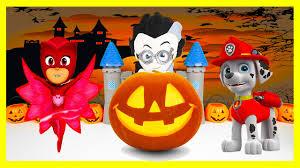 paw patrol halloween costume paw patrol halloween with heroes marshall trick or treat