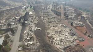 Wildfire Update by 2017 Wildfire Update Pt 2 Drone Footage Kamloopscity Com