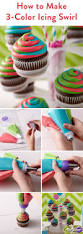 rainbow swirl buttercream frosting recipe frostings pipes and