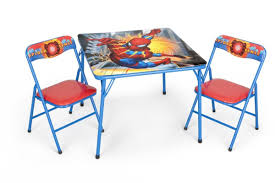 Appealing Child Fold Up Table And Chairs U Folding Design Pict Of