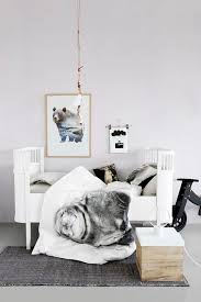 chambre enfant noir et blanc inspirations une chambre d enfant en noir et blanc sapristipopette