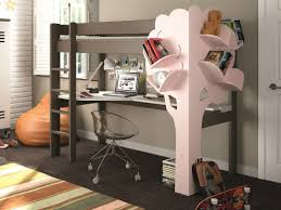 Pink Childrens Bookcase Kids Bookcase Tree From Mathy By Bols