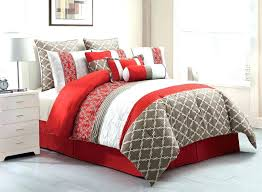 red duvet cover captivating red bedding sets with additional duvet